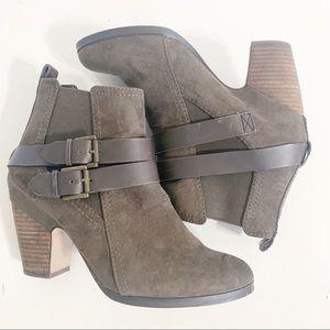 Crown Vintage Kulkin ankle booties